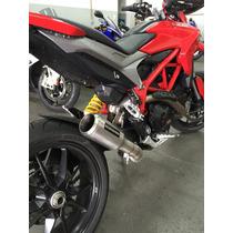 Ponteira Noriyoshi Ducati Hypermotard 821