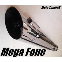 Ponteira Mega-fone Ninja 300, Ninja 250