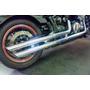 Escapamento Yamaha Drag Star 650cc 3