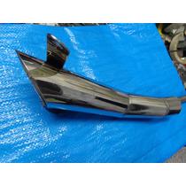 Ponteira Escapamento Hornet 600 Megafone Em Inox (mk Race)