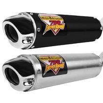 Escapamento 788 Pro Tork Cg Fan Biz Cbx 200 Pop 100 + Brinde