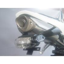 Escapamento Honda Cbr 600rr 07-12 Estilo Original Firetong