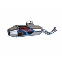 Escape / Ponteira + Curva Brc Power | Yamaha Wrf-250 07/13