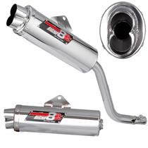 Ponteira Eight Pro Tork Em Aço Boca Oito P/ Honda Xre 300
