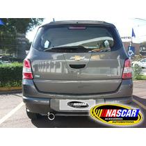 Ponteira Chevrolet Spin Em Aço Inox 304 Lindíssima !!!!