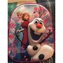 Bolsa Mochila Escolar Frozen 3d Infantil - Elsa, Anna E Olaf