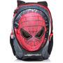 Mochila M Spider-man Filme 13z Preta Ref.:062534