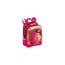 Mochila P Barbie Butterfly E A Princesa Fairy Rosa - Sestini