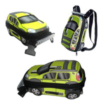 Lancheira Escolar Avulsa Carro Fiat Uno Design 3d Diplomata