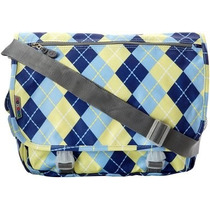 J World - Bolsa Para Notebook 16 Thomas Bb16p Argyle Navy