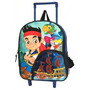 Mochila Com Rodinhas Jake The Never Land Pirates
