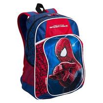 Mochila Homem Aranha - Spiderman - Costas ( G )