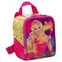 Lancheira Escolar Barbie E O Portal Secreto Dourada Sestini