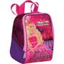Lancheira Termica C/ Porta Garrafa Barbie Princesa Pop Star