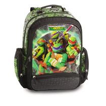Mochila Infantil Tartarugas Ninja M Dmw