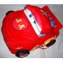 Mochila Carros Cars Relampago Mcqueen Rodinha 3d Dimens