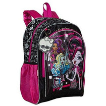 Mochila Infantil Costas Monster High 15y G Sestini