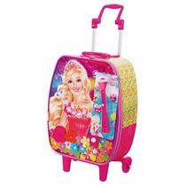 Mala Barbie Portal Secreto Grande - Lindíssima