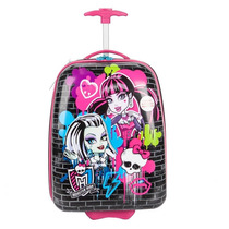 Malinha Monster High Policarbonato G 63384