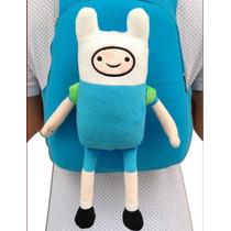 Mochila Finn Infantil Hora Da Aventura Adventure Time 3d