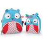 Kit Conjunto Mochila Infantil + Lancheira Skip Hop Zoo! Sp