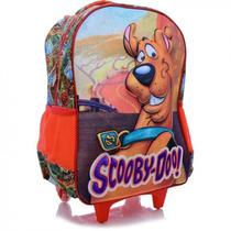 Mochilete De Rodinhas G Scooby-doo Camping 4950 Xeryus