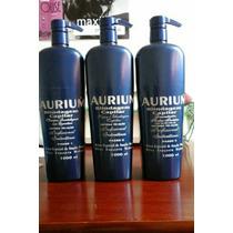 Progressiva Tri-ação Aurium Com Ativo De Argila-negra