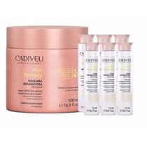 Cadiveu Hair Remedy Kit Shot Profissional + Brinde