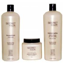 Kit Progressiva Secret Hair System - Frete Gratís