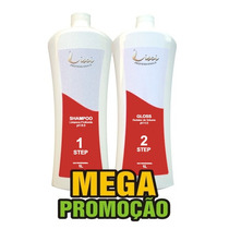 Escova Progressiva Selagem Gloss Pro Argan Oil