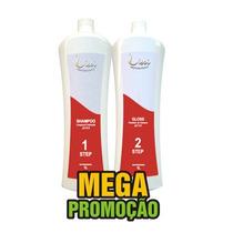 Escova Progressiva Selagem Gloss Pro Argan Oil