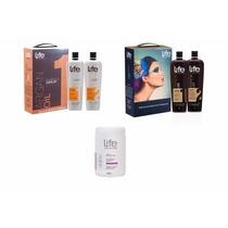 Progressiva Life Hair Professional Shampoo + Tratamento