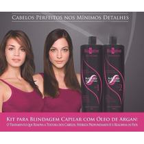 Kit Blindagem Selagem Plástica Fios Bionative Perfect Hair