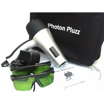 Aparelho Photon Pluzz Hair P/ Alisamento Escova Progressiva