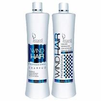 Wind Hair Progressiva Original 100% Liso Perfeito Original