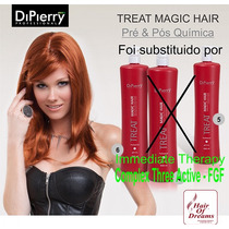 Di Pierry Treat Magic Hair Tratamento Em Novas Embalagens