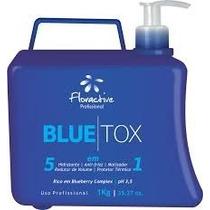Bluetox Floractive 5x1 Anti Frizz E Matizante Profissional