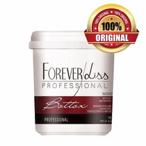 Forever Liss % Bo-tox Capilar Argan Oil 1kg Alisa Hidratando