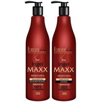 Forever Liss Professional Escova Progressiva Ingel Maxx