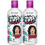 Zup Escova Progressiva G Hair Help Progress 2 X 1000ml