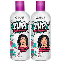 Zup Escova Progressiva G Hair Help Progress 2 X 1000ml