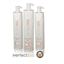 Kit Perfect Liss Turmalina -3 Passos (parcelado Sem Juros)