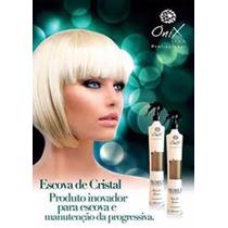 Escova De Cristal Ônix Liss