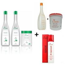 Progressiva Ecológica Ciclos Lisse + Kit Revigorante +brinde