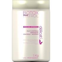 Novo Btox Madame Lis Mask Control Delicat - Brinde + Frete