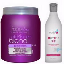 Bottox Matizador Platinum Blond+sos Mary Help