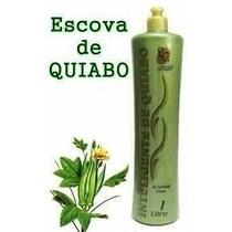 Escova De Quiabo La Cosméticos 1 Litro -só Hoje Aproveite