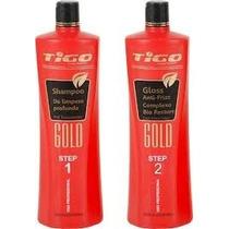 Escova Progressiva Tigo Gold - 2l