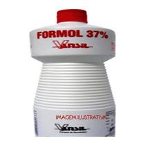 Formol 37% 1 Litro Puro (frete Grátis)