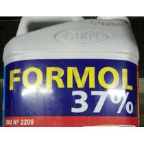 Formol 37% Bombona 5 Litros